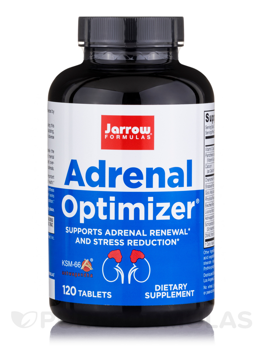 Adrenal Optimizer® - 120 Tablets