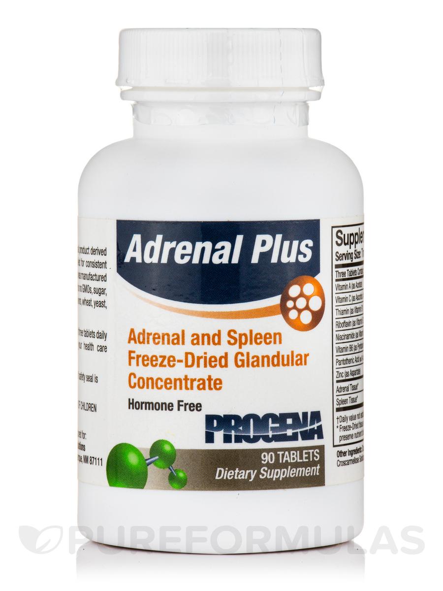 Adrenal Plus - 90 Tablets