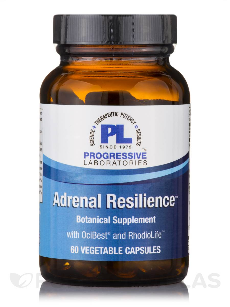 Adrenal Resilience™ - 60 Vegetable Capsules