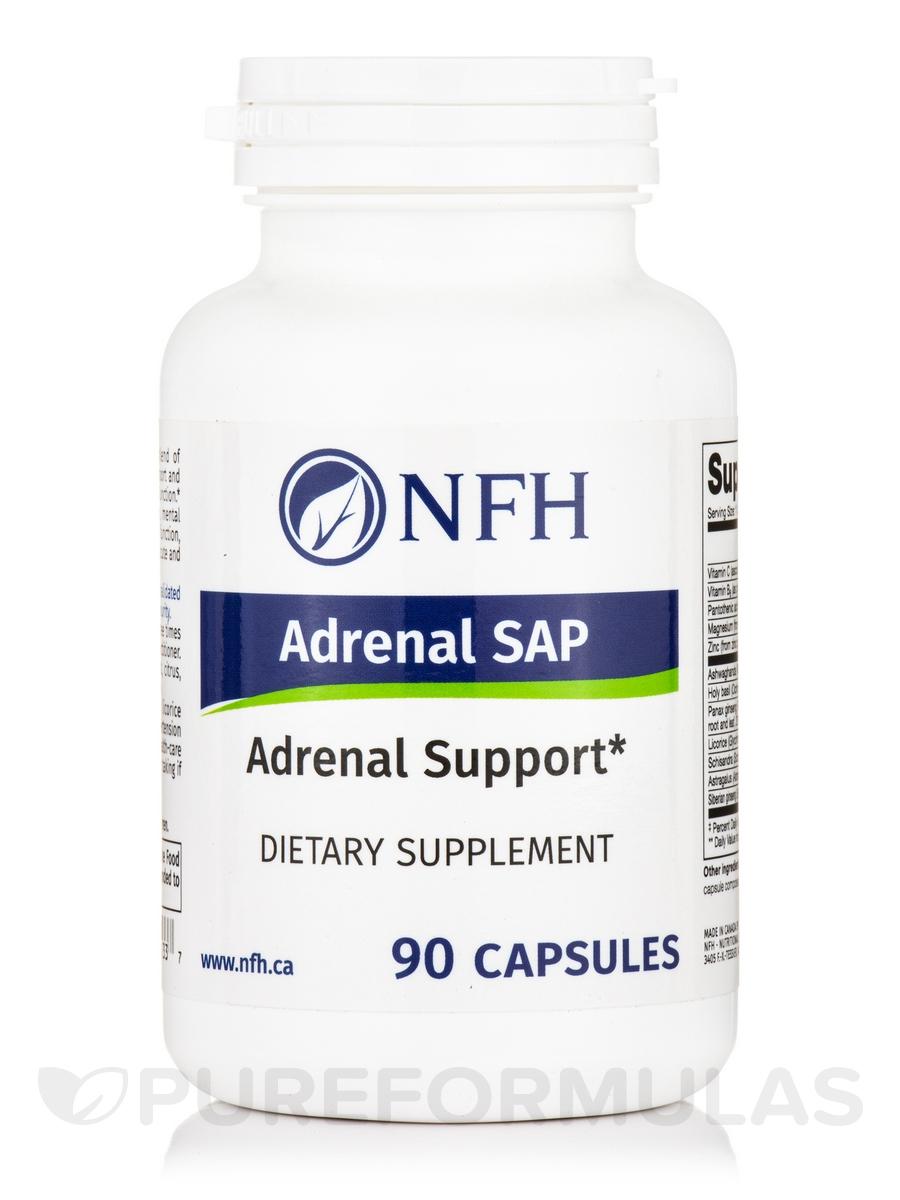 Adrenal SAP - 90 Capsules