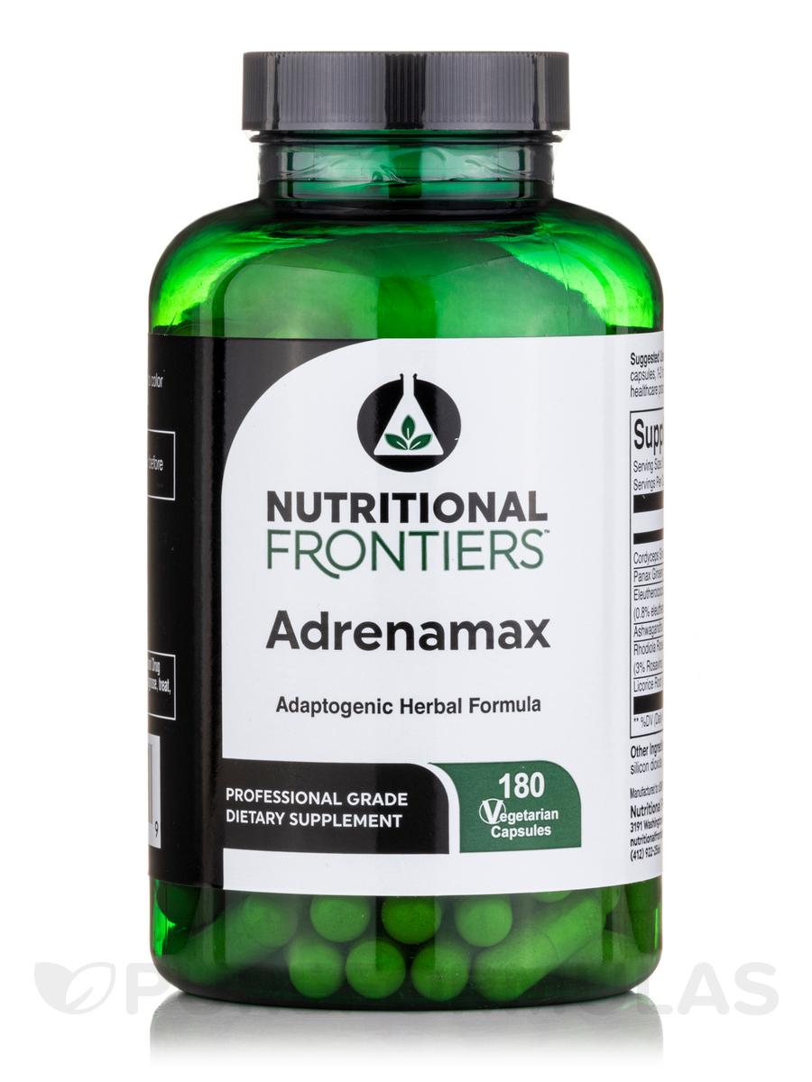 AdrenaMax II - 180 Vegetarian Capsules