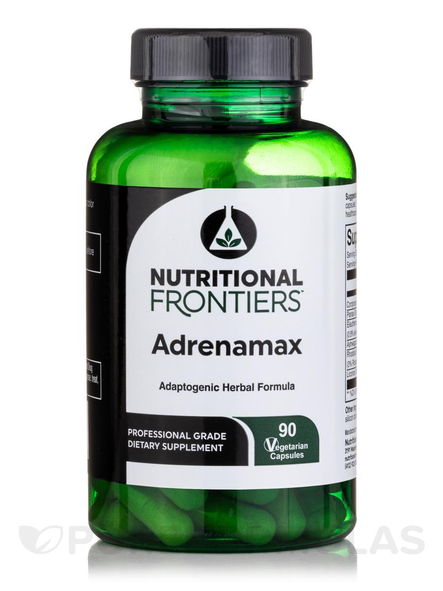 AdrenaMax III - 90 Vegetarian Capsules