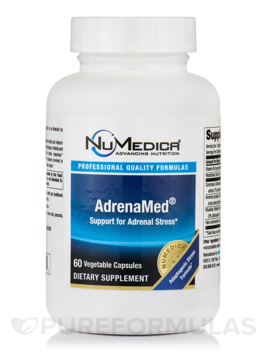 AdrenaMed - 60 Capsules