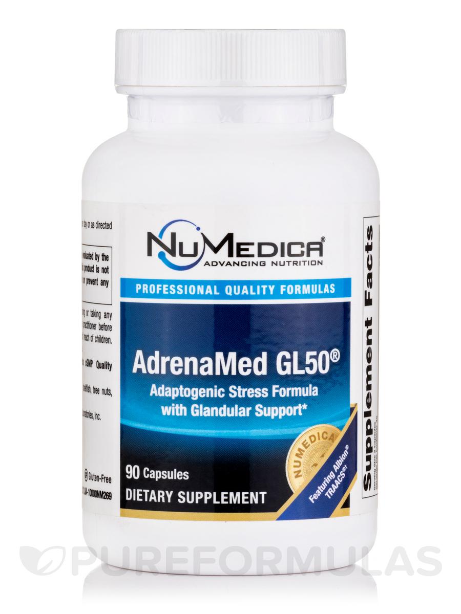 AdrenaMed® GL50 - 90 Capsules