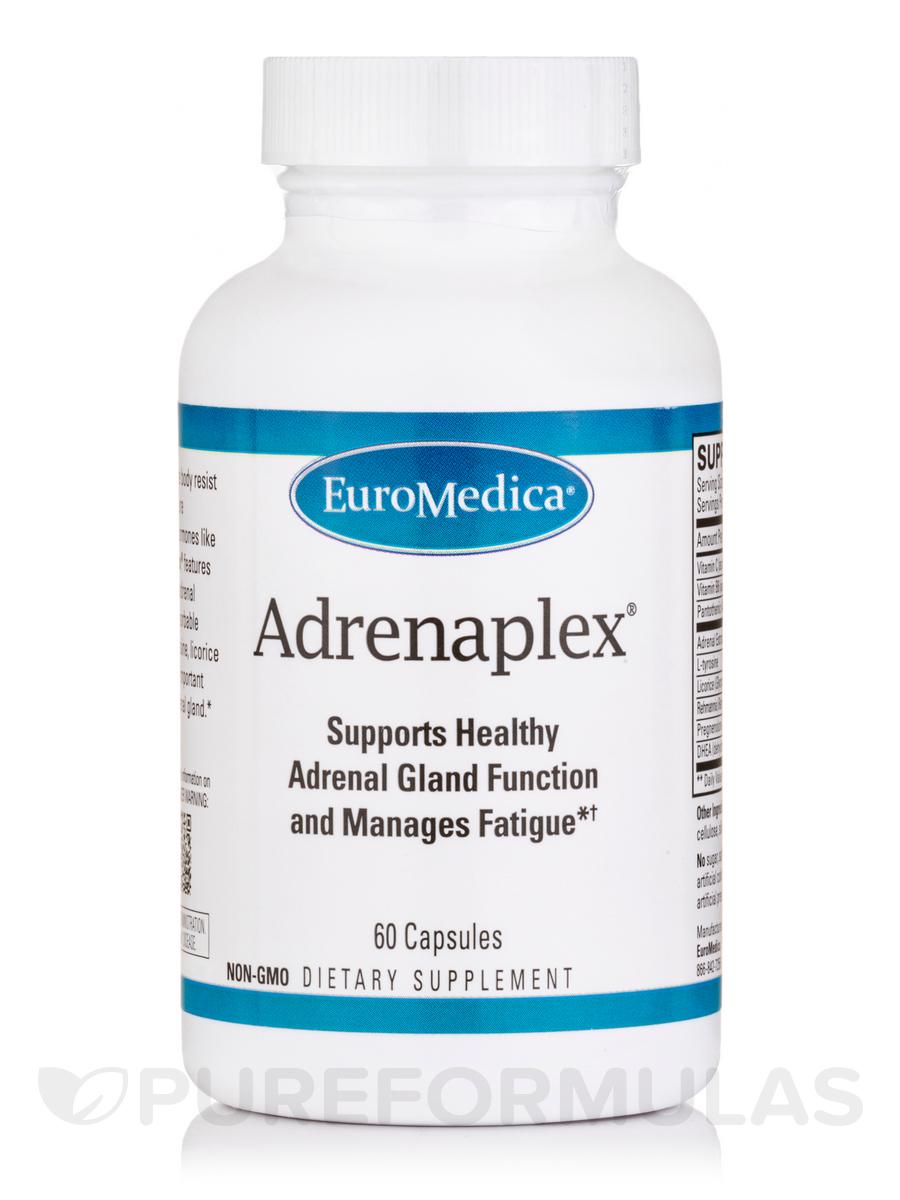 Adrenaplex® - 60 Capsules