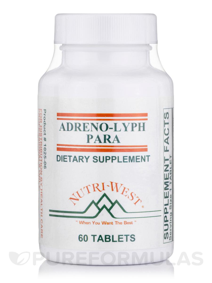 Adreno-Lyph-Para - 60 Tablets