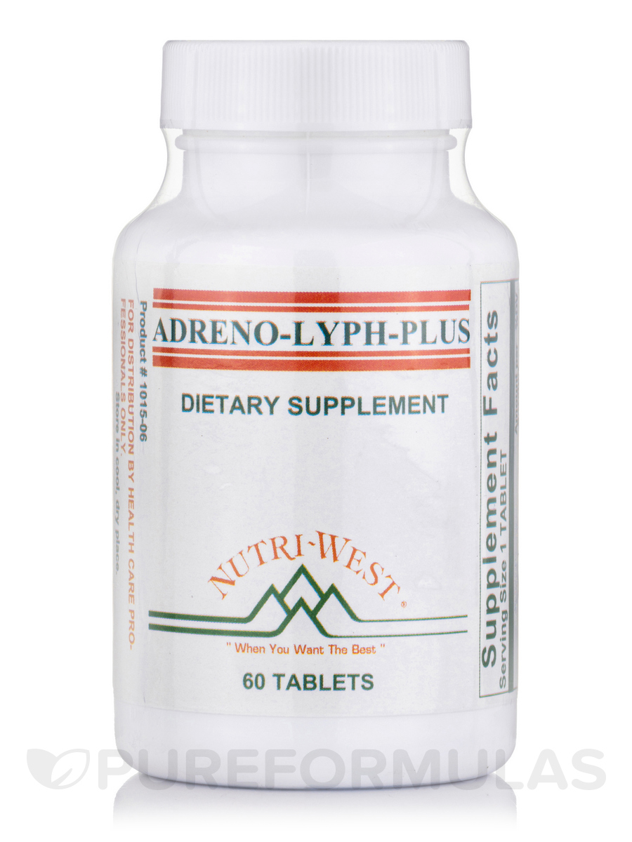 Adreno-Lyph-Plus - 60 Tablets