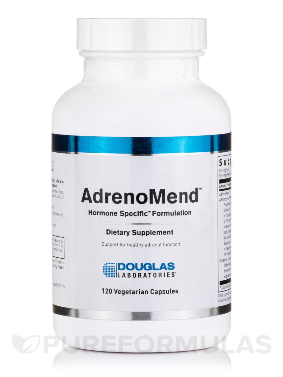 AdrenoMend™ - 120 Vegetarian Capsules