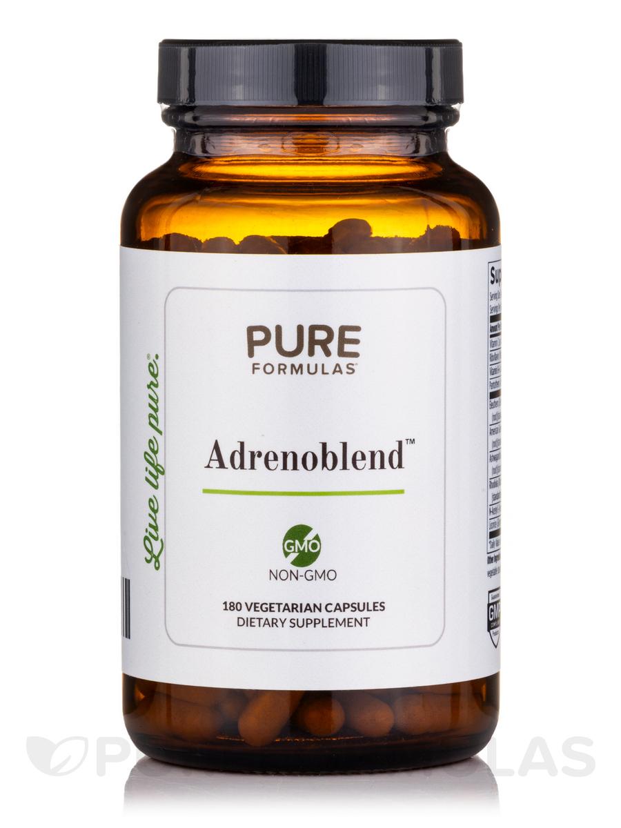 AdrenoBlend™ - 120 Vegetarian Capsules