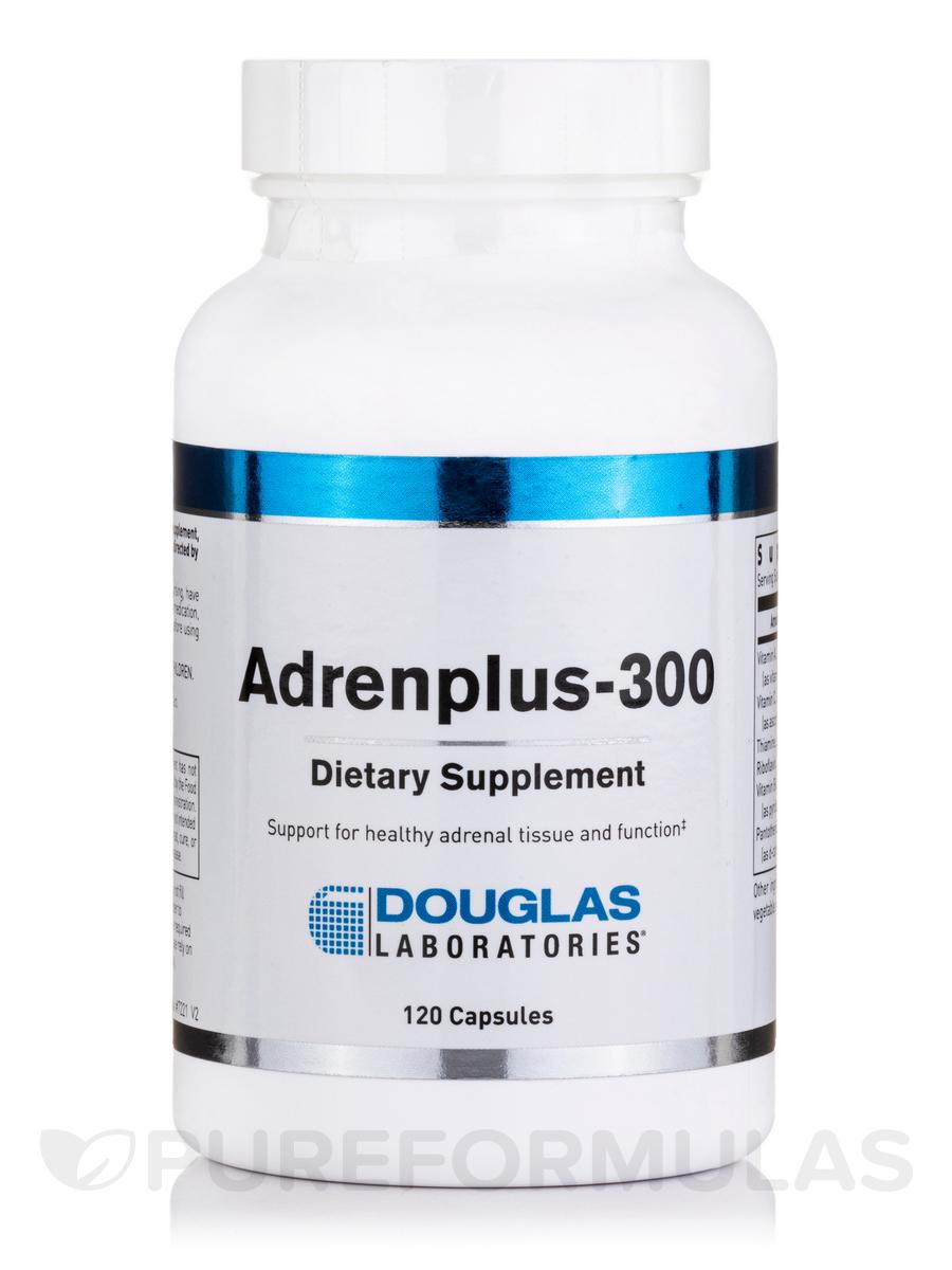 Adrenplus-300 - 120 Capsules