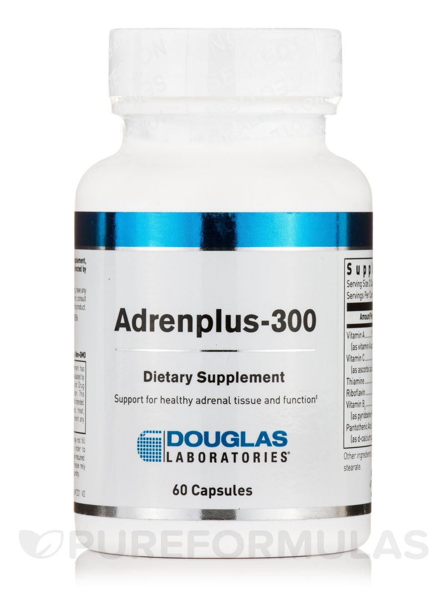 Adrenplus-300 - 60 Capsules