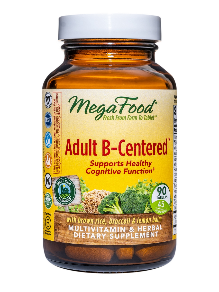 Adult B-Centered™ - 90 Tablets