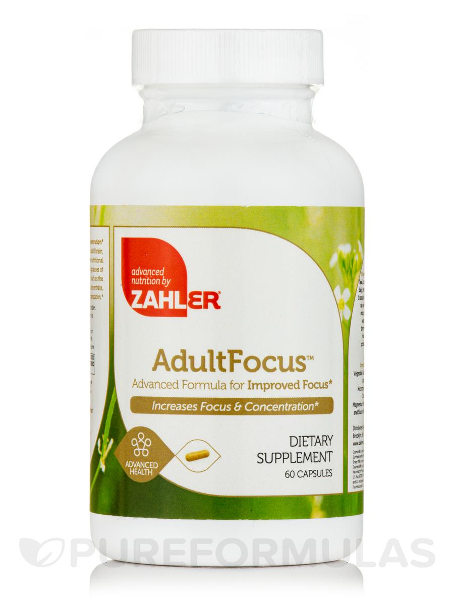 AdultFocus - 120 Capsules