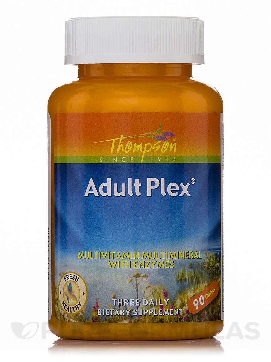 Adult Plex® - 90 Tablets