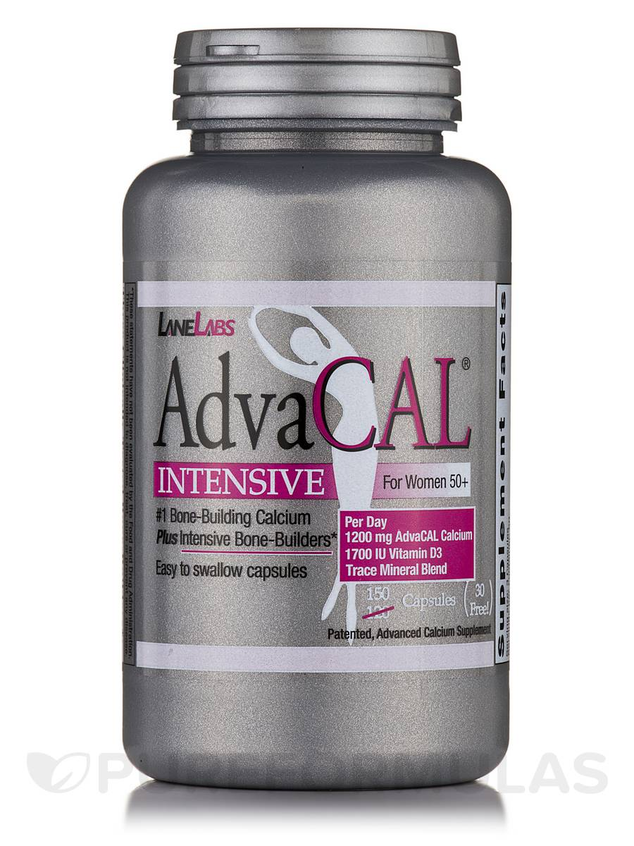 AdvaCAL® Intensive for Women 50+ - 150 Capsules