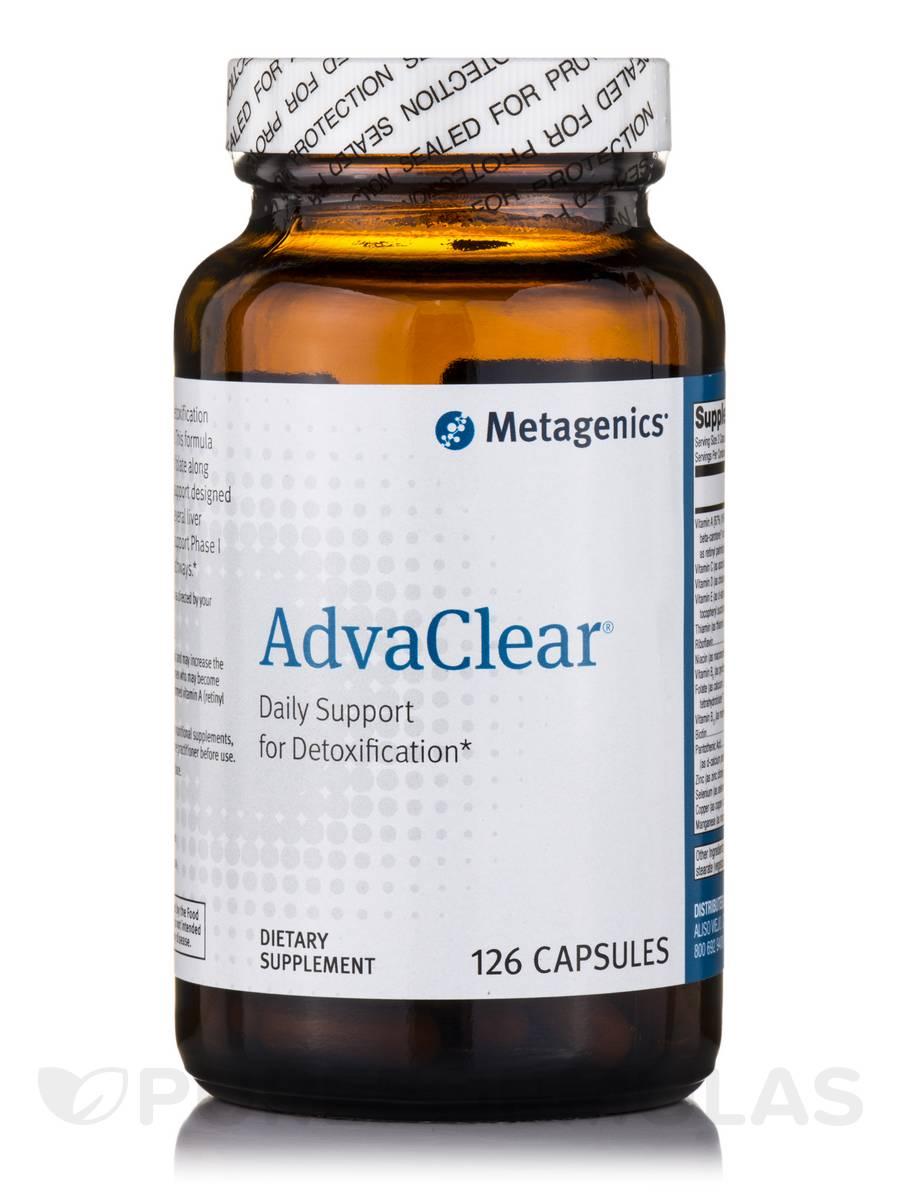AdvaClear - 126 Capsules