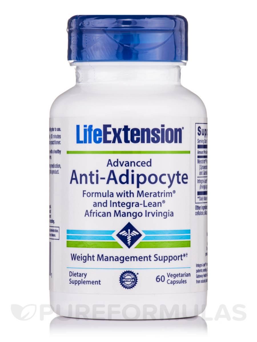 Advanced Anti-Adipocyte Formula - 60 Vegetarian Formula