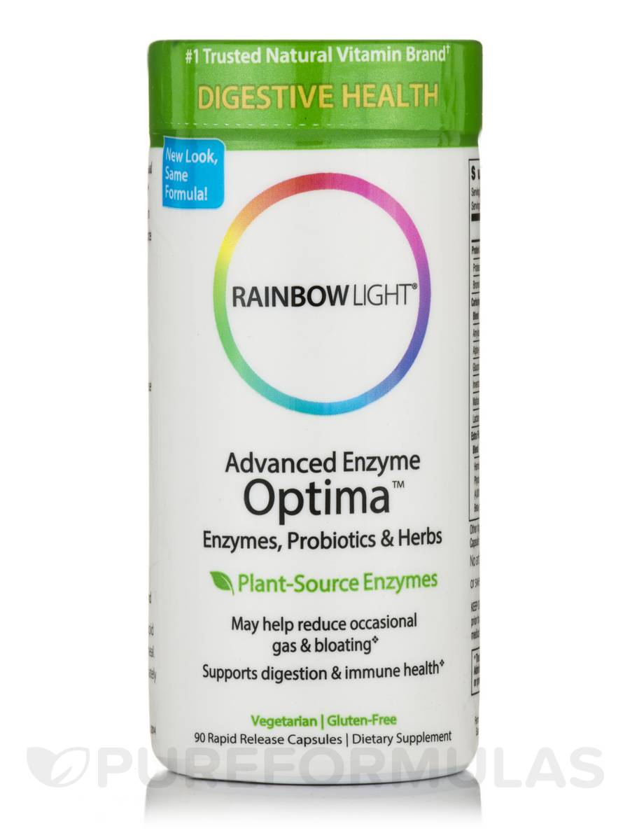 Advanced Enzyme Optima™ - 90 Rapid Release Capsules