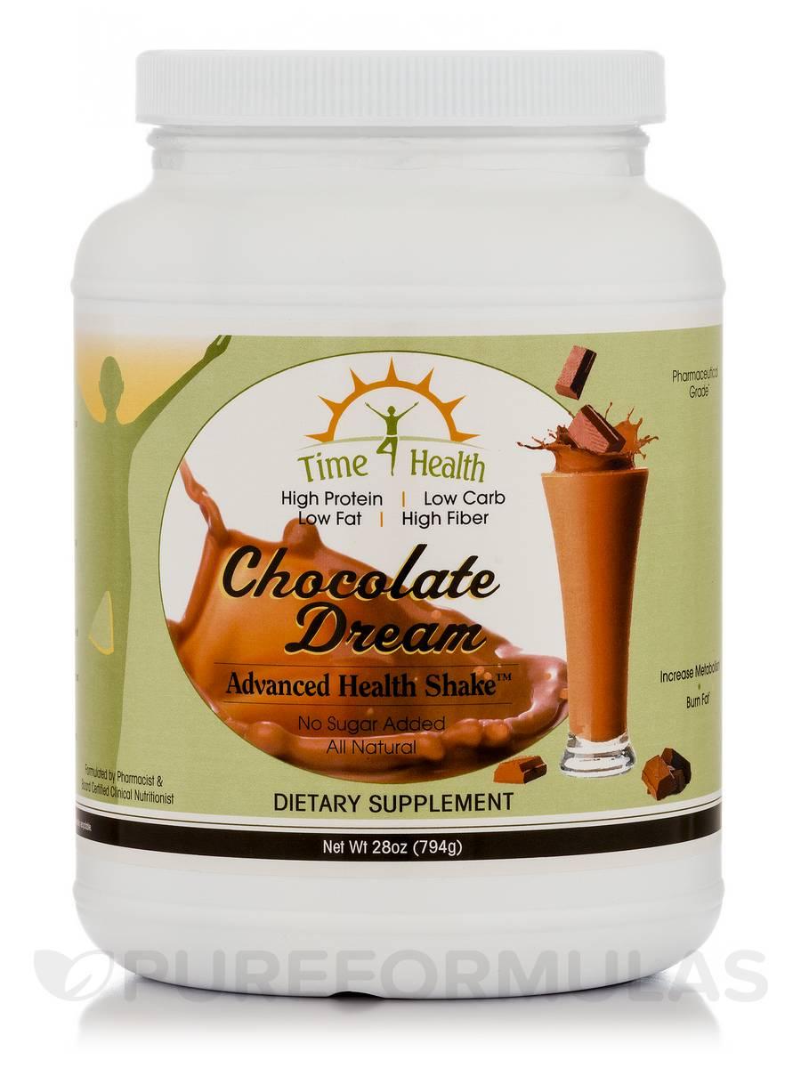 Advanced Health Shake Chocolate Dream - 28 oz (794 Grams)