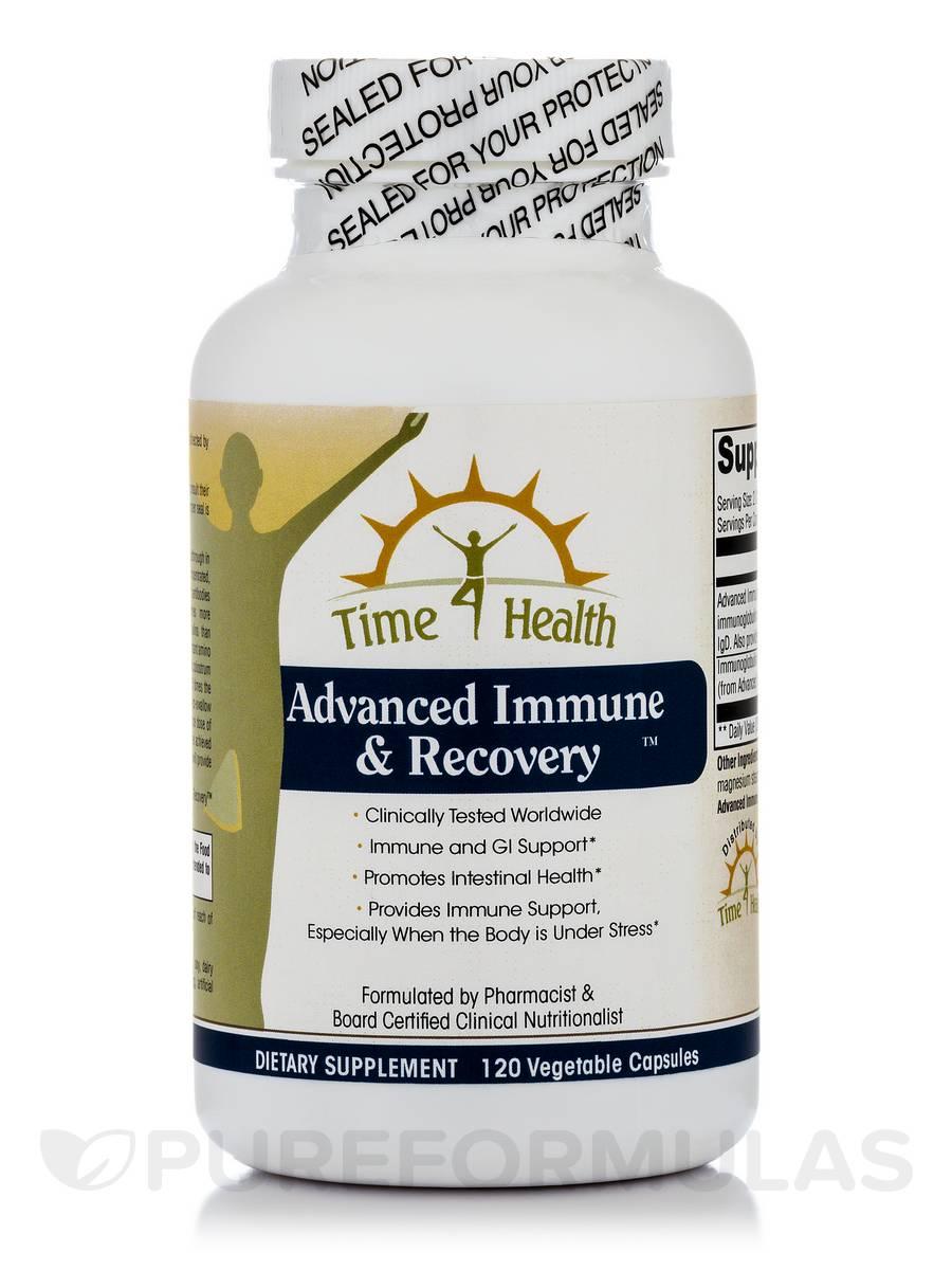 Advanced Immune & Recovery - 120 Capsules