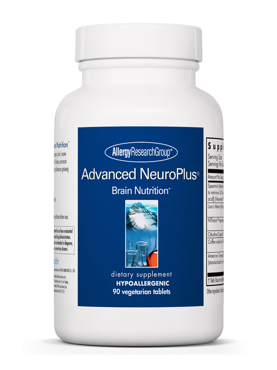 Advanced NeuroPlus® - 90 Vegetarian Tablets