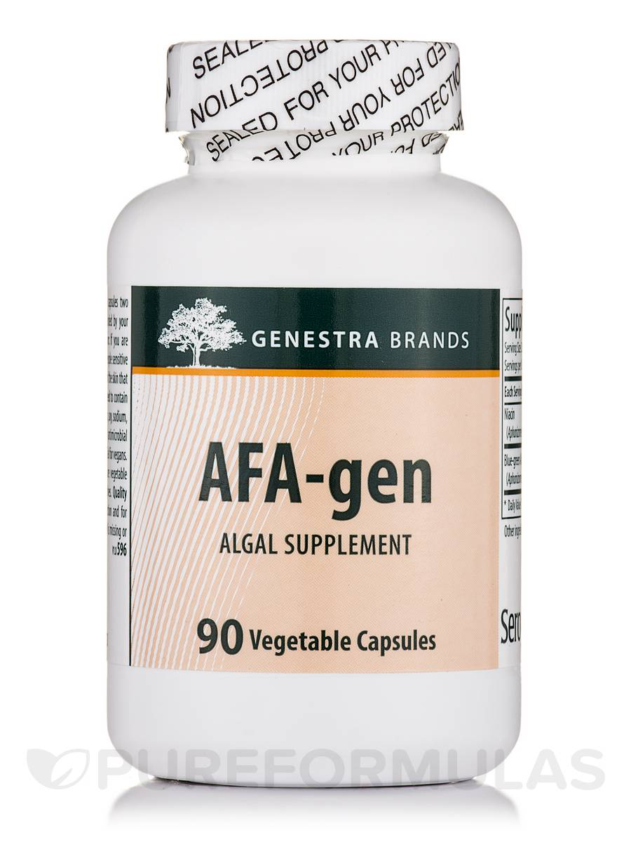 AFA-gen - 90 Vegetable Capsules