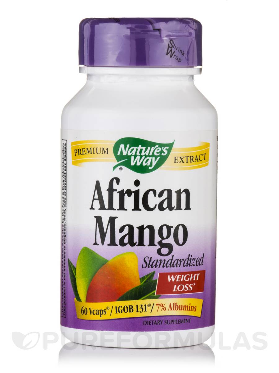 African Mango Standardized - 60 VCaps