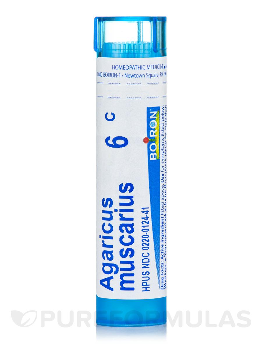 Agaricus Muscarius 6c