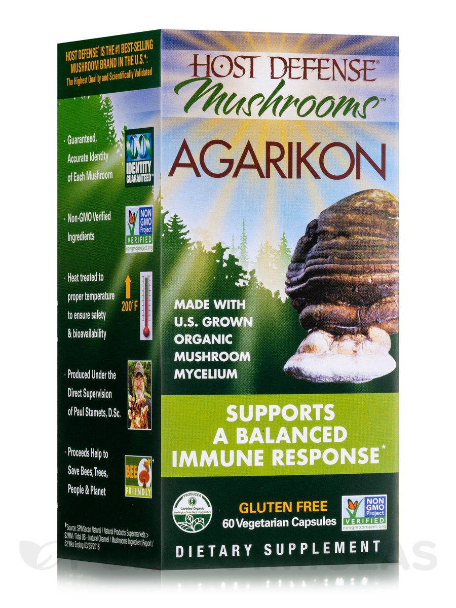 Agarikon - 60 Vegetarian Capsules