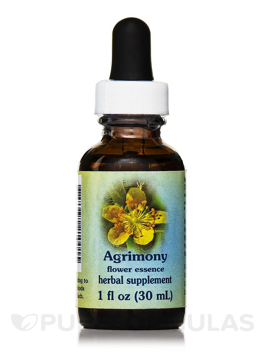 Agrimony Dropper - 1 fl. oz (30 ml)