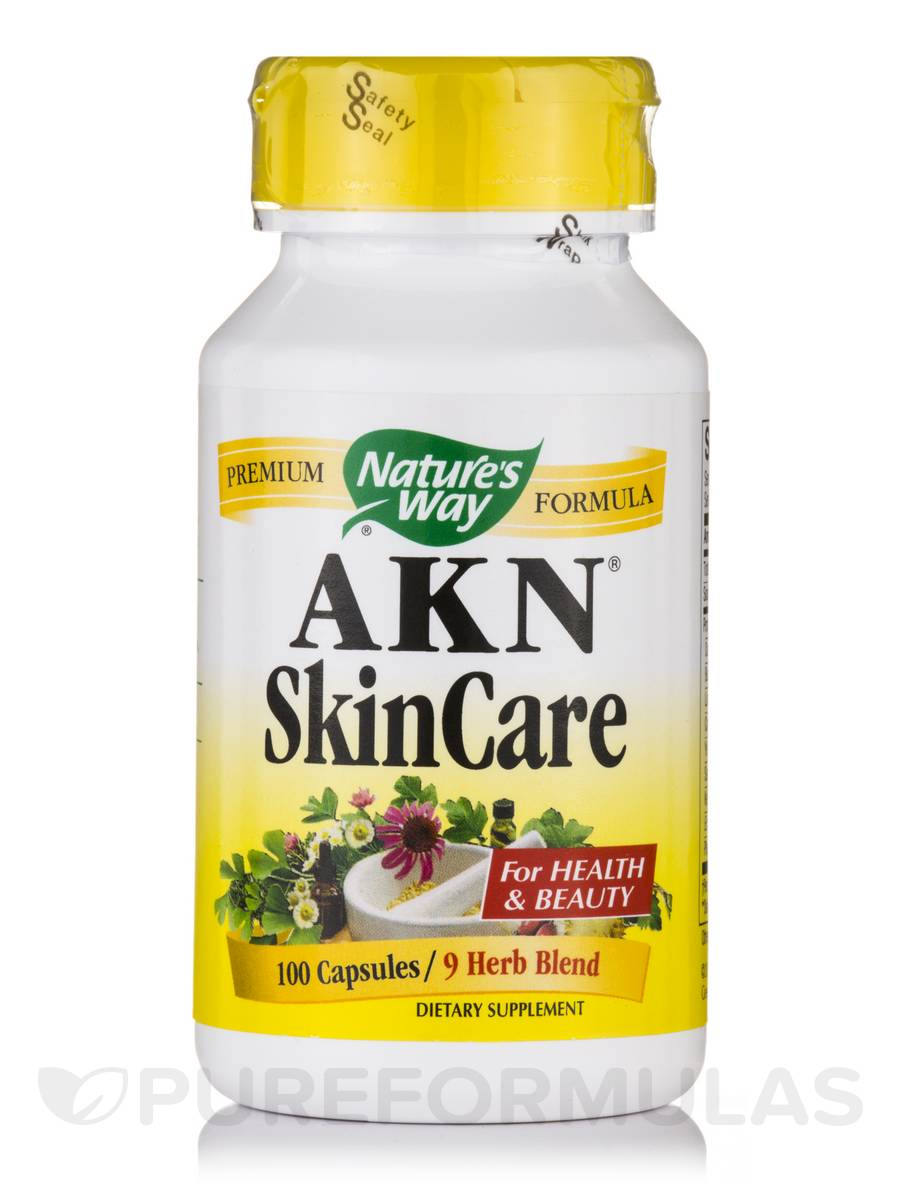 AKN SkinCare 465 mg - 100 Capsules