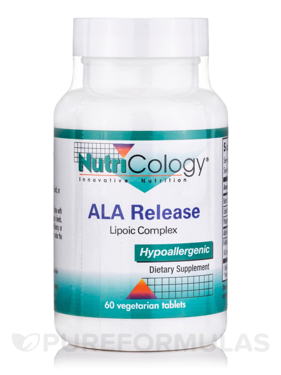 Ala Release Lipoic - 60 Tablets