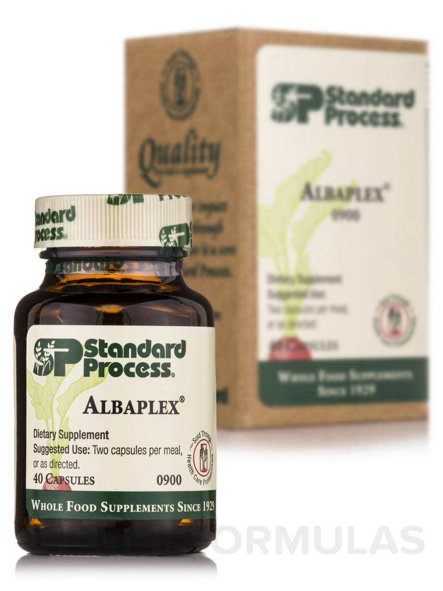Albaplex® - 40 Capsules