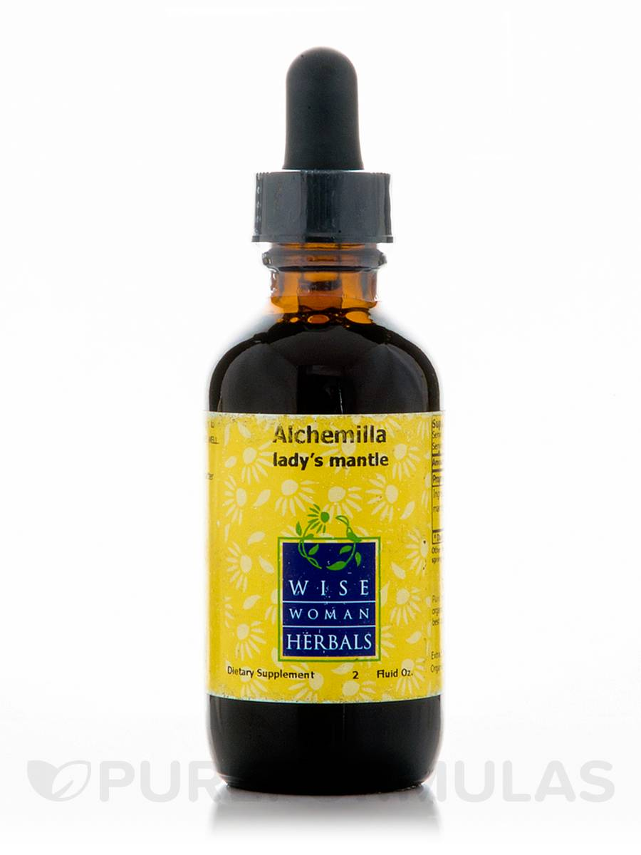 Alchemilla (Lady's Mantle) - 2 fl. oz
