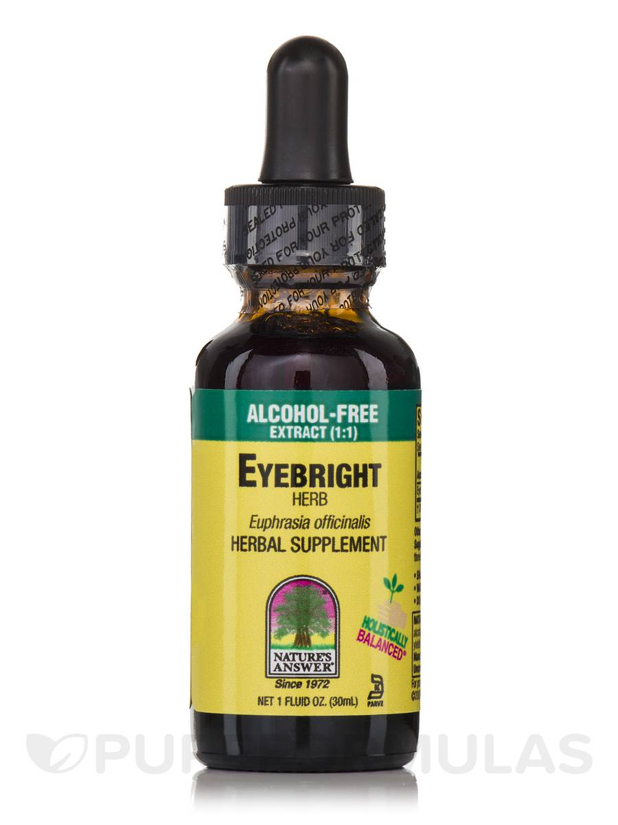 Eyebright Herb Extract (Alcohol-Free) - 1 fl. oz (30 ml)