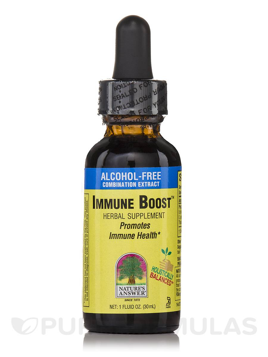 Immune Boost Extract (Alcohol-Free) - 1 fl. oz (30 ml)
