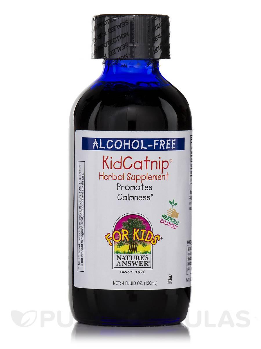 Alcohol-Free KID Catnip - 4 fl. oz (120 ml)