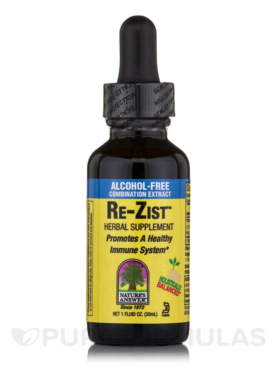 Re-Zist Extract (Alcohol-Free) - 1 fl. oz (30 ml)