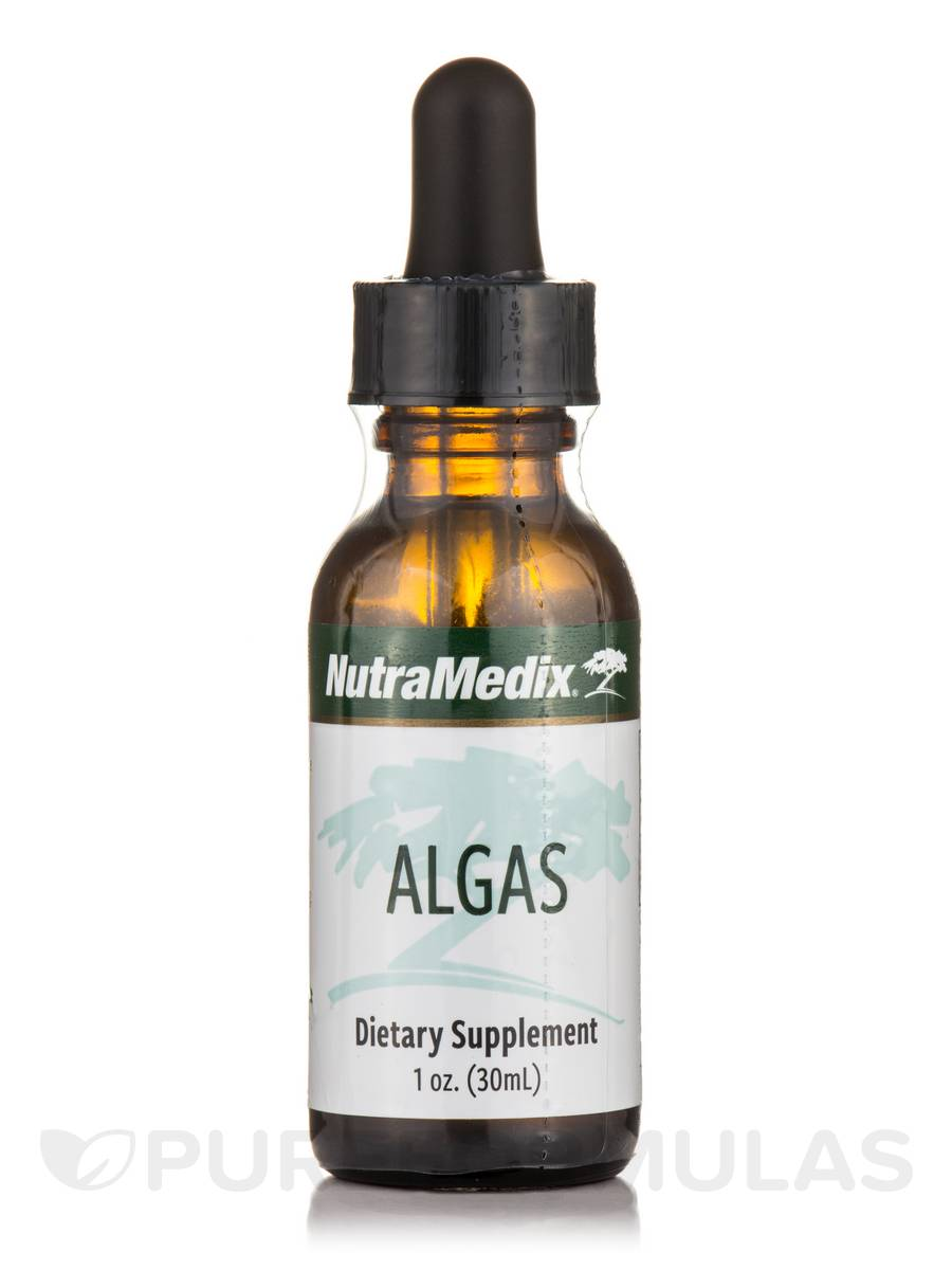 Algas (Metal Detox) - 1 fl. oz (30 ml)