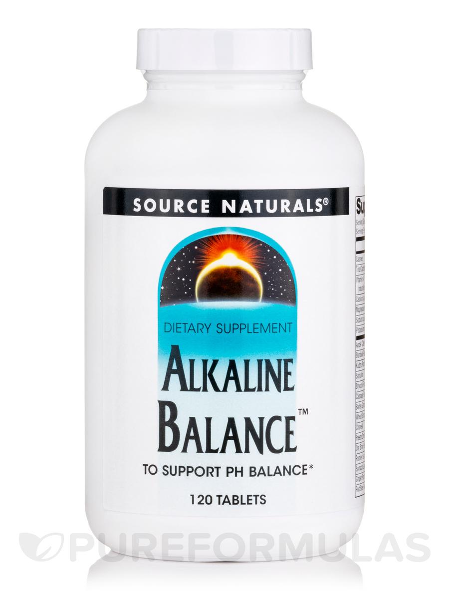 Alkaline Balance™ - 120 Tablets