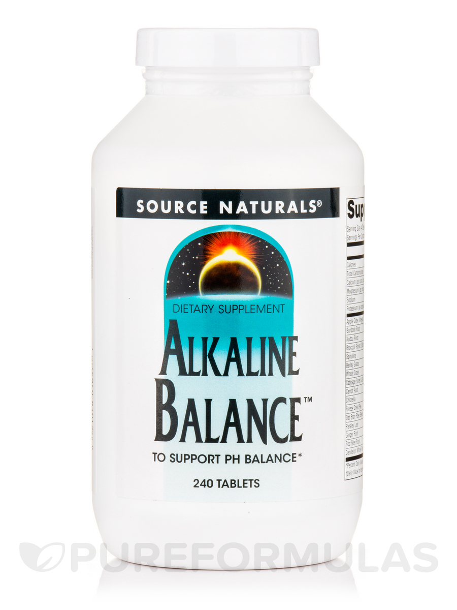 Alka - Balance - 240 Tablets