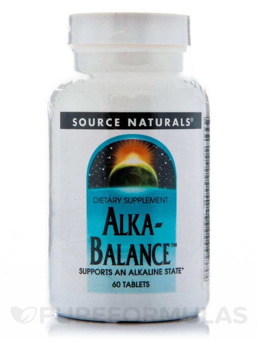 Alka - Balance - 60 Tablets