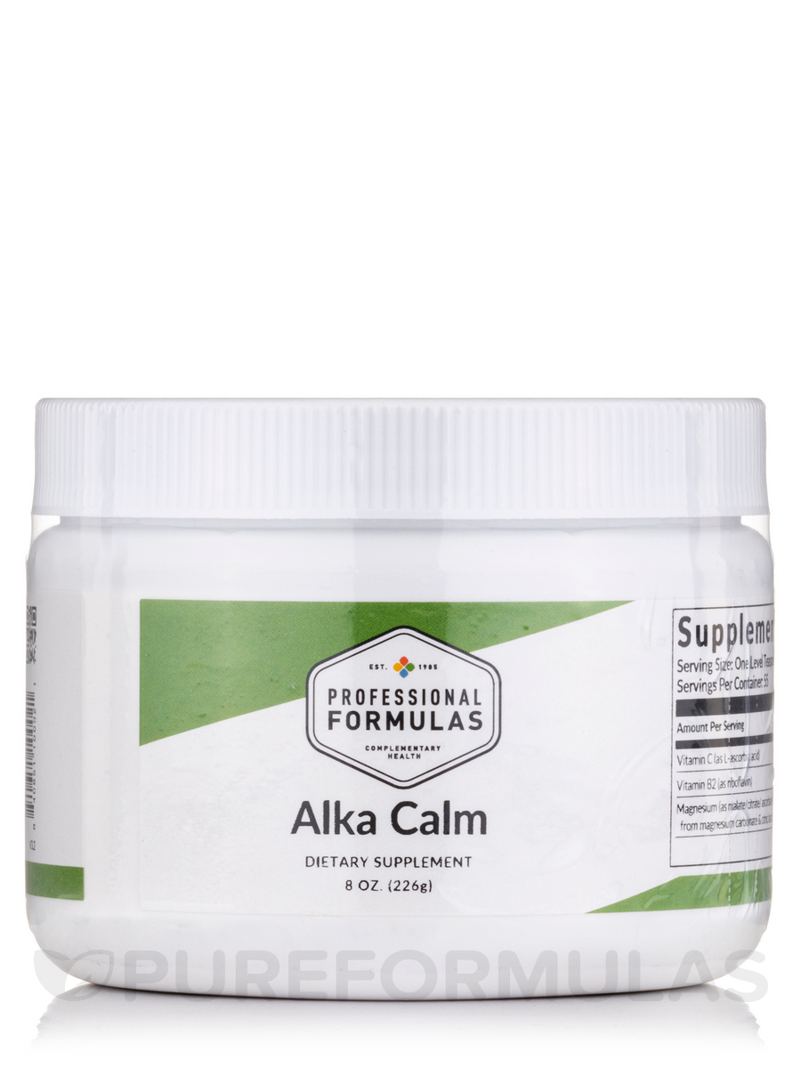 Alka Calm - 8 oz (226 Grams)