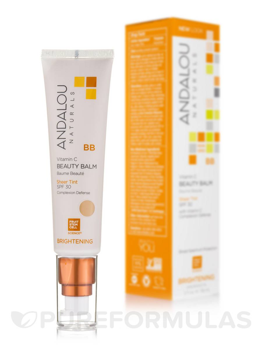 All in One Beauty Balm Sheer Tint SPF30 - 2 fl. oz (58 ml)