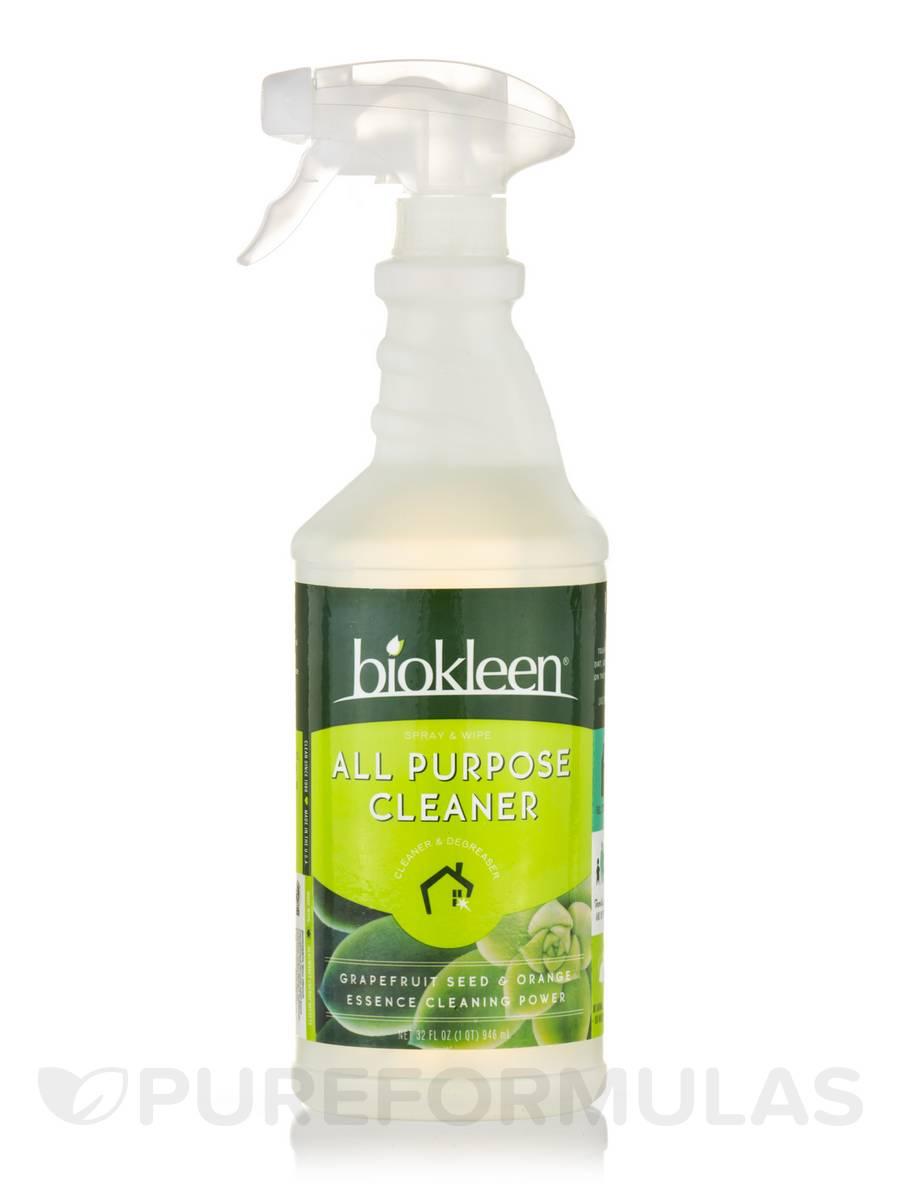 All Purpose Cleaner, Spray & Wipe - 32 fl. oz (946 ml)