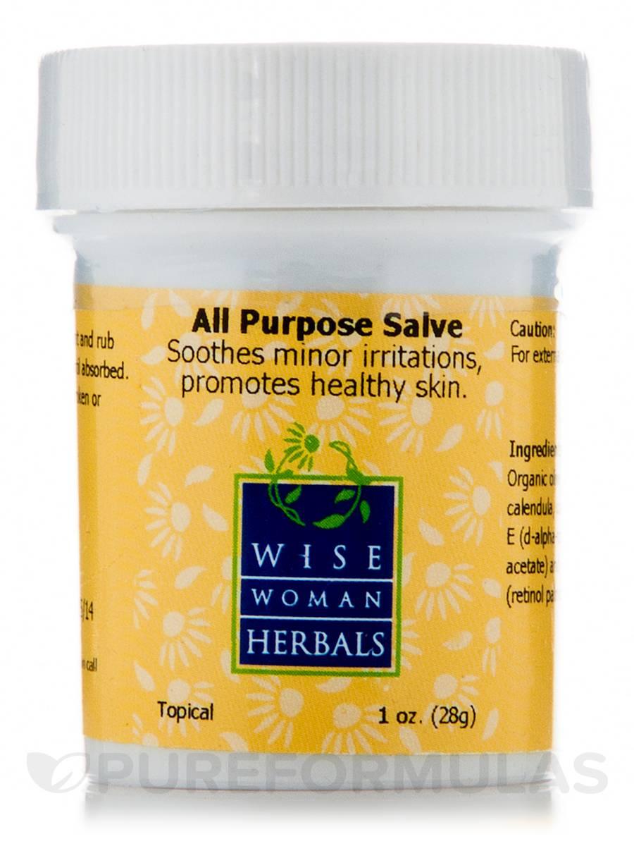 All Purpose Salve - 1 oz (28 Grams)