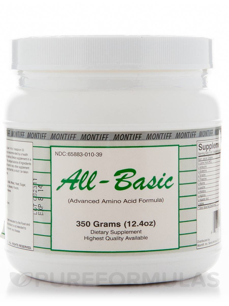 All-Basic Powder - 12.4 oz (350 Grams)