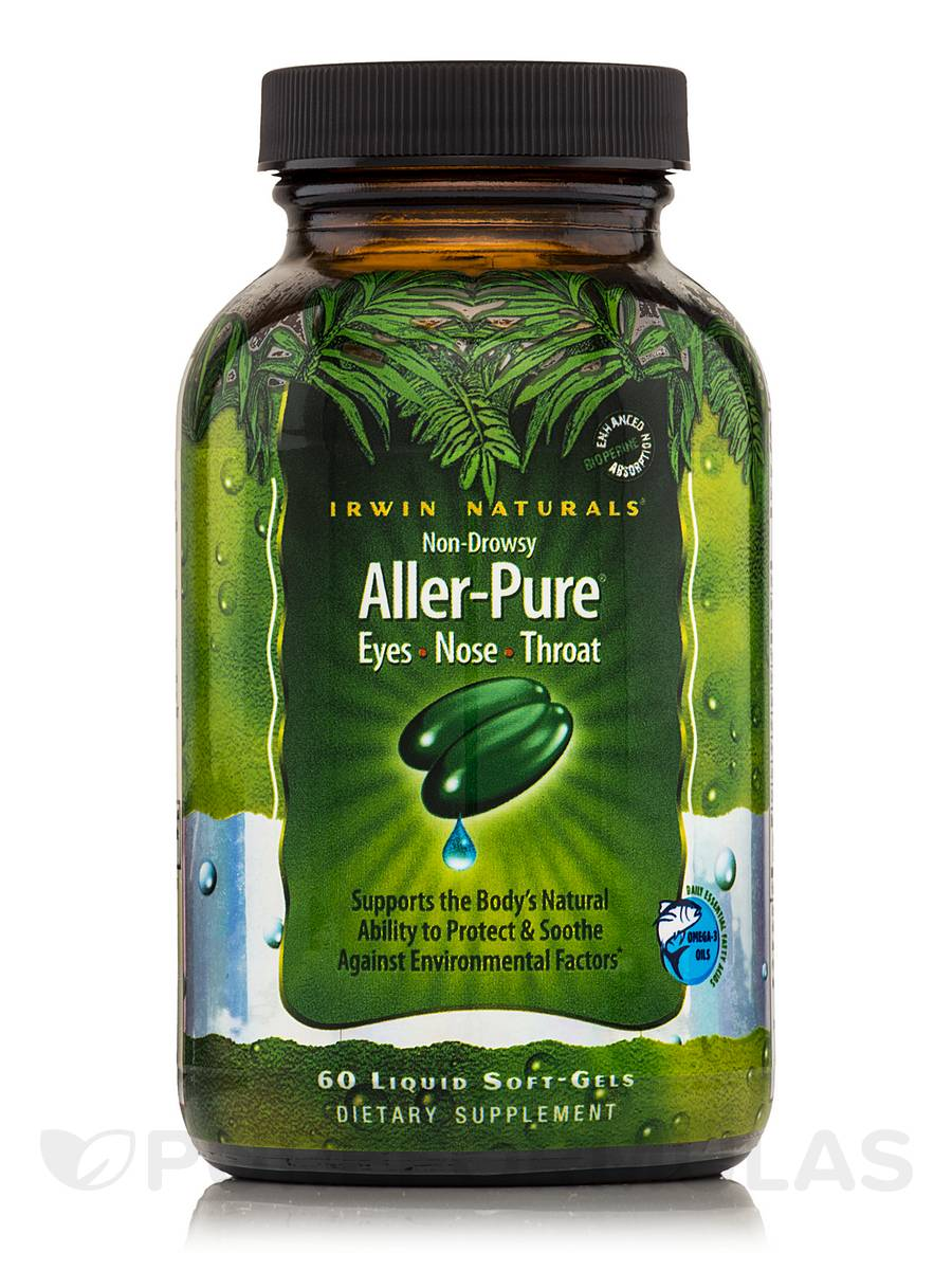 Aller-Pure - 60 Liquid Soft-Gels