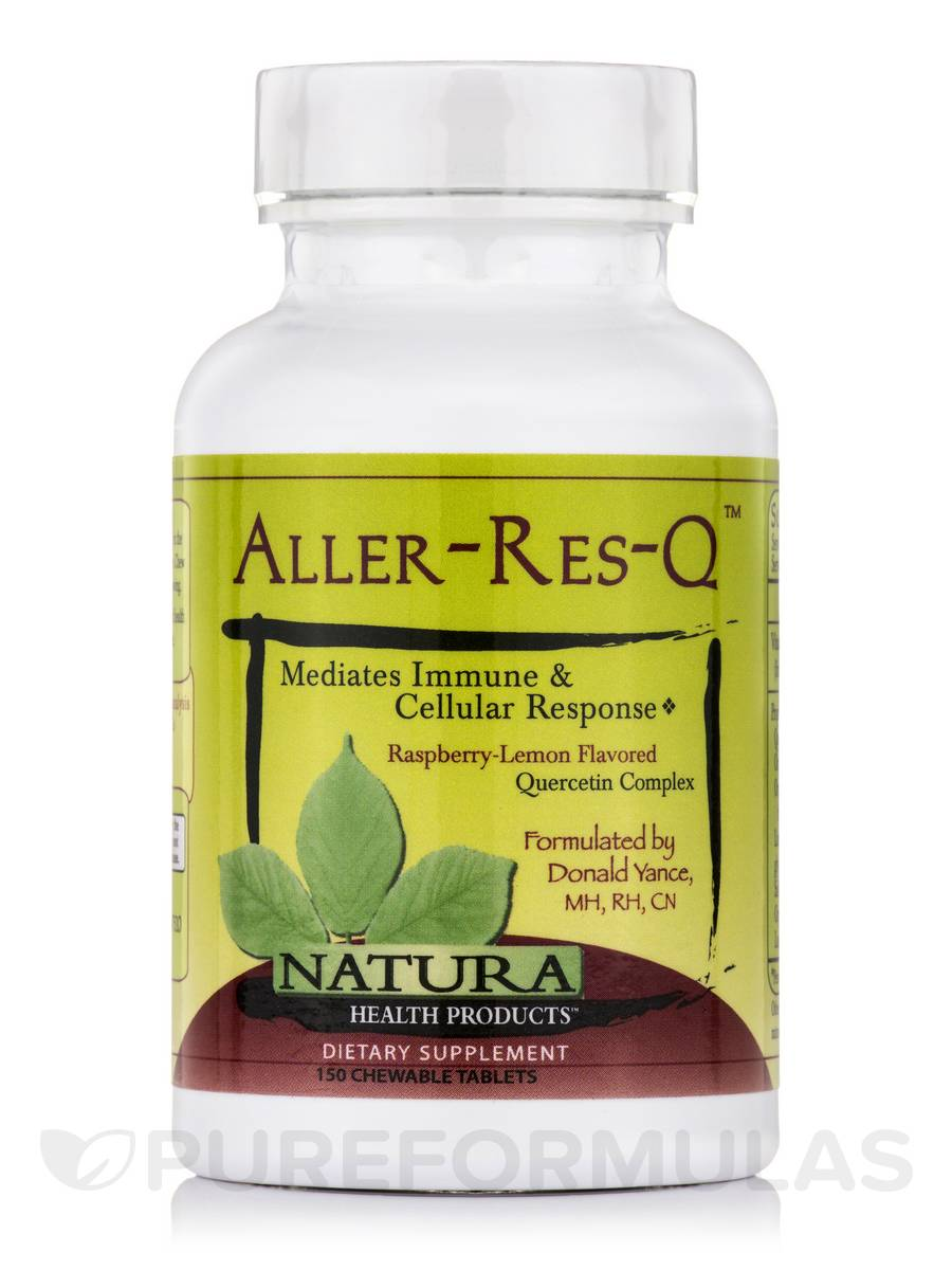 Aller-Res-Q™ - 150 Chewable Tablets
