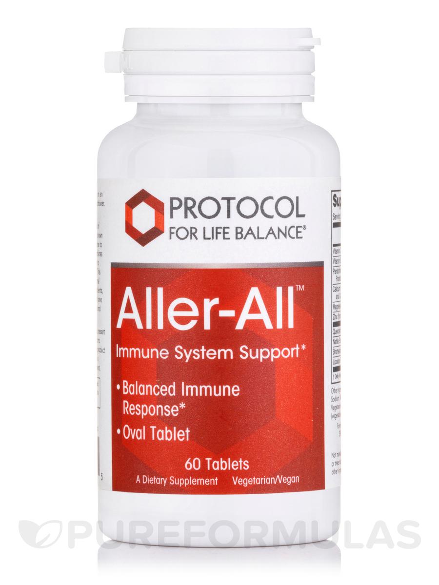 Aller-All™ Total Seasonal Support - 60 Tablets